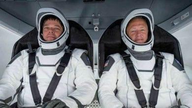Photo de USA : SpaceX lance des humains dans l'espace pour la première fois en 9 ans