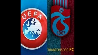 Photo de Football : Le club Turc Trabzonspor exclu des coupes d'Europe par l'Uefa