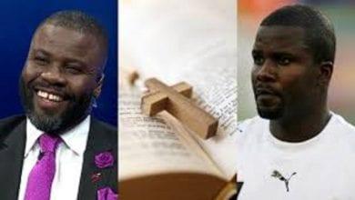 """Photo de """"Si vous voulez être grand, lisez la Bible"""", dixit Samuel Kuffour, ancien footballeur ghanéen"""