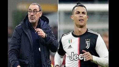 Photo de Maurizio Sarri critique une nouvelle fois la forme de Ronaldo…Le Portugais lui répond.
