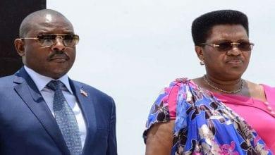 Photo de Burundi : l'épouse de Pierre Nkurunziza fait des confidences émouvantes