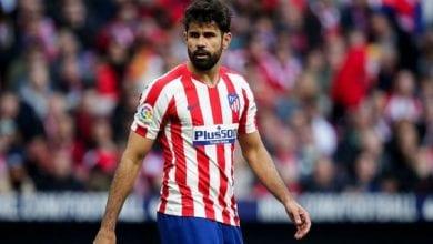 Photo de Football : Diego Costa condamné à 6 mois de prison