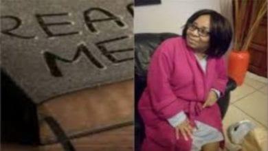 Photo de Une femme de 70 ans écrit une dernière lettre à Dieu avant de mourir