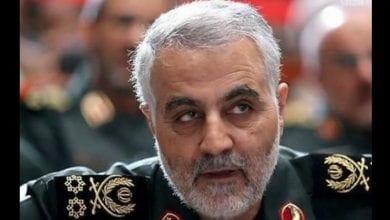 Photo de L'Iran annonce l'exécution d'un espion qui a aidé la CIA à traquer Soleimani