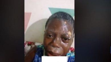 Photo de Côte d'Ivoire : un pasteur bastonne sa fille à sang sous prétexte qu'elle est une sorcière