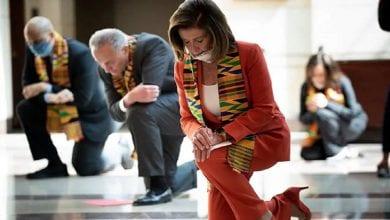Photo de USA: les démocrates critiqués pour avoir porté du Kente pour honorer George Floyd
