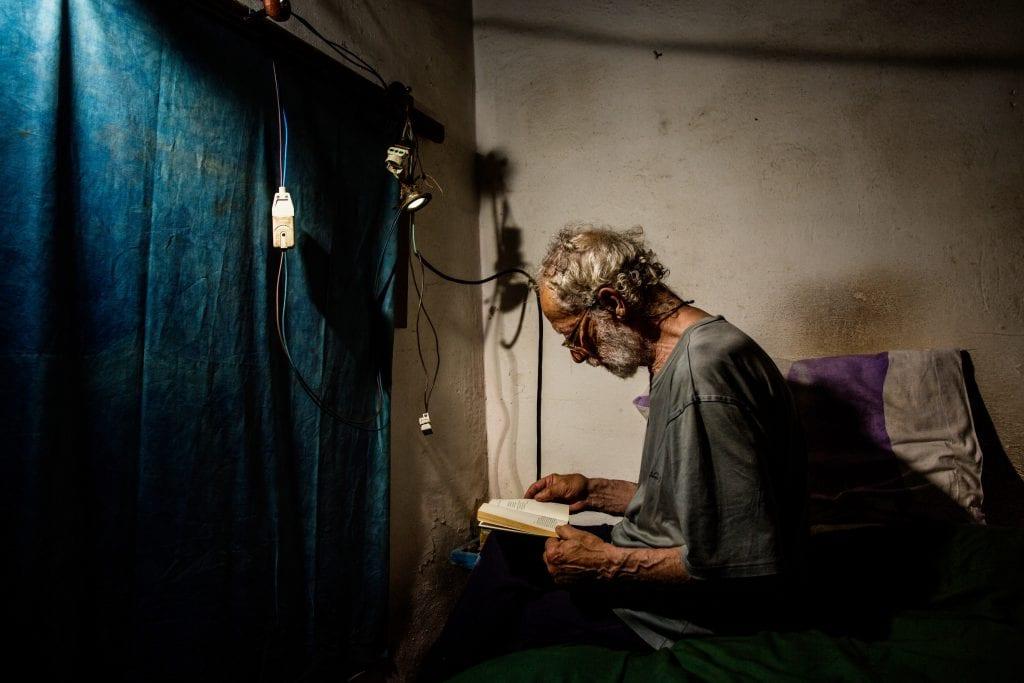 Mauro Morandi: L'homme qui vit seul sur une île depuis 31 ans