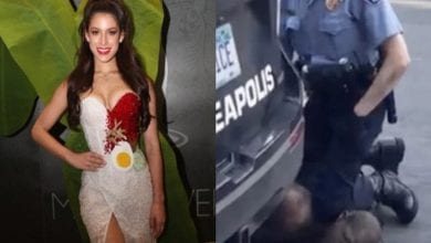 Photo de « Cela ne me concerne pas » : l'ex-Miss Univers Malaisie réagit au meurtre de George Floyd