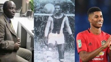 """Photo de """"Je suis le père biologique de Marcus Rashford"""", dixit un ancien footballeur ghanéen-Photos"""