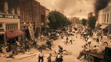 Photo de Devoir de mémoire: Le massacre du Black Wall Street