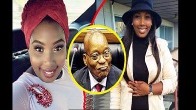 Photo de Afrique du Sud: Jacob Zuma, 78 ans, largué par sa fiancée de 25 ans