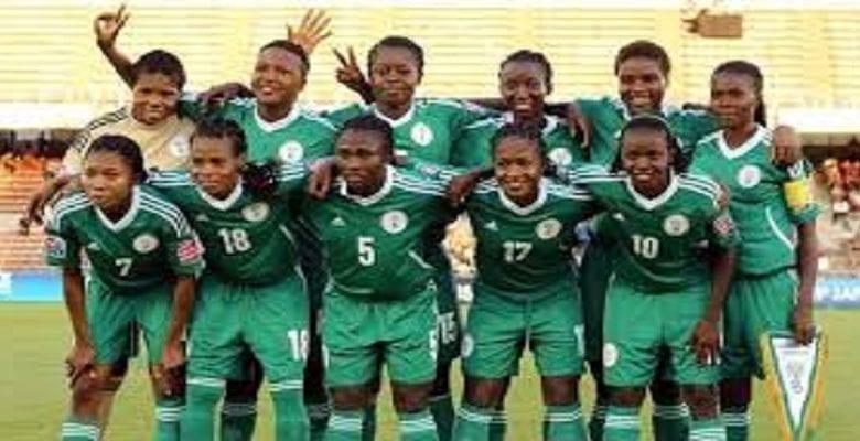 équipe féminie Nigeria
