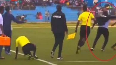 Photo de Somalie: exclu, un entraîneur tabasse le 4e arbitre et pourchasse l'arbitre central (vidéo)