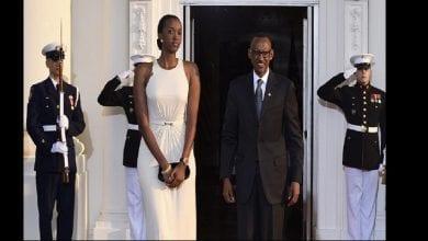 Photo de « La première fois est encore plus excitante » : Paul Kagame accueille son premier petit-enfant