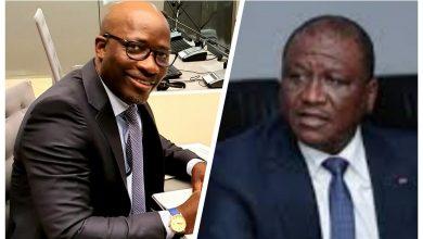 Photo de Charles Blé Goudé félicite Hamed Bakayoko pour son nouveau poste de Premier Ministre !