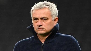 Photo de Mourinho : critiqué pour son style de jeu, il reçoit le soutien de l'un de ses anciens joueurs