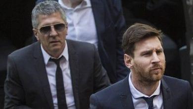 Photo de Messi: son père se rend à Milan en Italie, la presse affolée