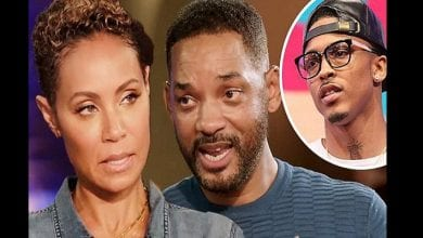 Photo de « Je souffrais beaucoup » : Face à son mari Will Smith, Jada Pinkett confirme l'avoir trompé avec le rappeur August Alsina-Vidéo