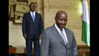 """Photo de Côte d'Ivoire : Daniel Kablan Duncan évoque des """"périodes de turbulences et de doute"""" dans le pays"""