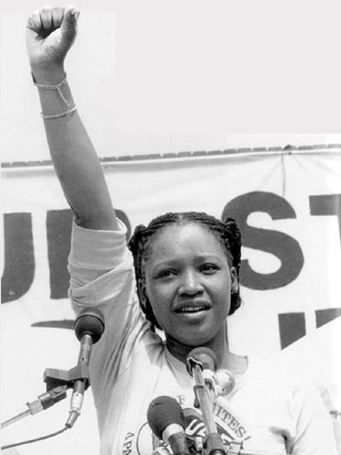 Nelson Mandela: Sa fille Zindzi âgée de 59 ans est morte