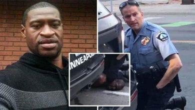 Photo de George Floyd: des documents de justice révèlent de nouveaux détails choquants sur sa mort