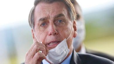 Photo de Brésil: Le président Jair Bolsonaro annonce qu'il a été testé positif au Coronavirus