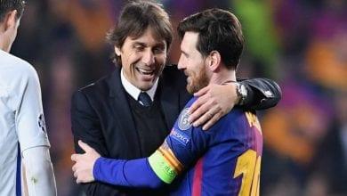 Photo de Mercato : Conte et Marotta à propos de Messi à l'Inter Milan, « c'est un cas impossible…»