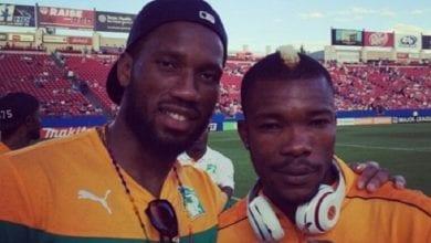 Photo de Élection à la FIF : Serey Dié apporte son soutien à Drogba et attaque Cyrille Domoraud