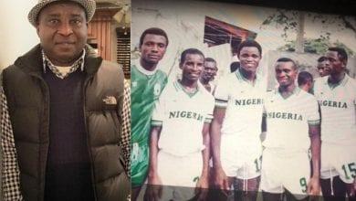 Photo de Un ancien footballeur Nigérian meurt dans son appartement après une chute