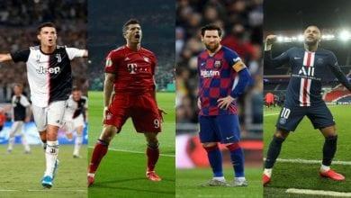 Photo de Le top 10 des footballeurs les mieux payés au monde en 2020!