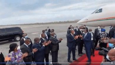 Photo de Côte d'Ivoire: parti en France pour des raisons de santé, le Premier ministre Amadou Gon est de retour à Abidjan