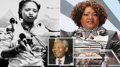 Photo de Nelson Mandela: Sa fille Zindzi âgée de 59 ans est morte