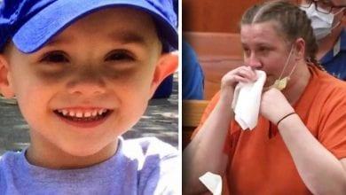 Photo de USA : une mère condamnée à 35 ans de prison pour avoir battu son fils à mort