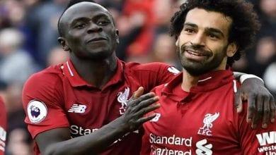 Photo de Liverpool : Mohamed Salah lance une petite pique à Sadio Mané