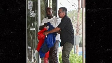 Photo de USA: le rappeur Kanye West a été admis à l'hôpital