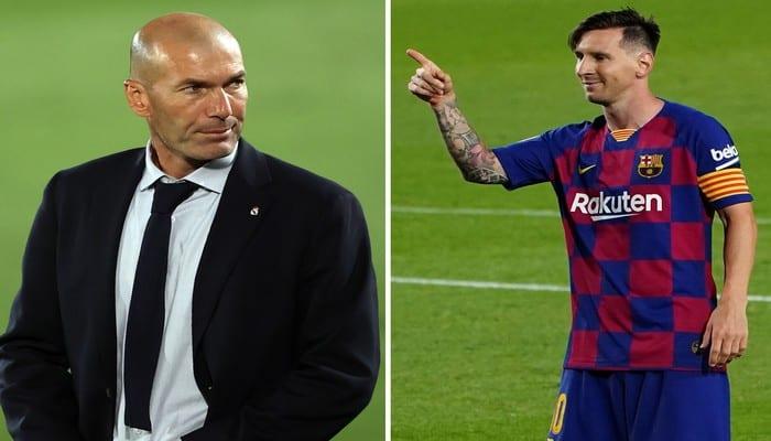SPORT-PREVIEW-Messi-Zidane