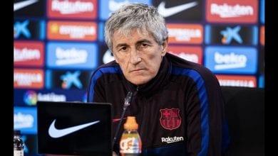Photo de Barça : une légende du club s'attaque à Quique Setién « un entraîneur médiocre… »