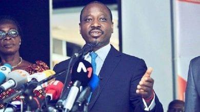 Photo de Côte d'Ivoire / Élection présidentielle : depuis la France, Soro Guillaume lance un important appel