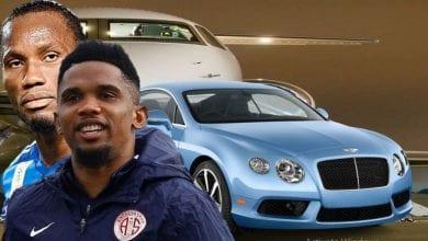 Photo de 7 voitures les plus chères des stars du football africain: Photos