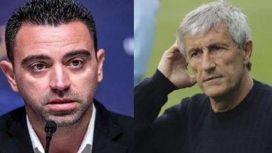 Photo de Barça: Xavi décline ses conditions pour remplacer Quique Setién la saison prochaine