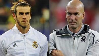 Photo de Real Madrid :  Zidane répond  à la nouvelle provocation de Gareth Bale