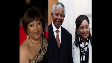 Photo de Nelson Mandela: sa fille Zindzi, avait été testée positive au  Covid-19 avant sa mort