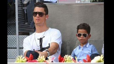 Photo de Portugal : le fils de Cristiano Ronaldo sous le coup d'une enquête de la police