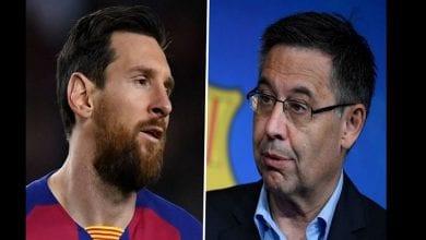 Photo de Barça/départ de Messi : le président du club brise le silence et dit ses vérités