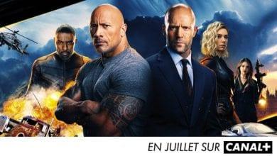 Photo de Les films et séries à la Une en Juillet sur Canal+