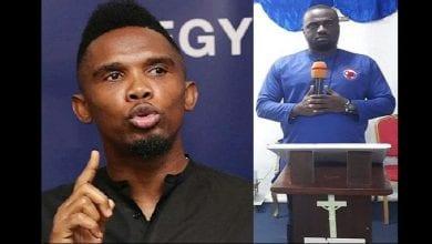 Photo de Coup de théâtre : Le pasteur ivoirien qui a prédit la mort de Samuel Eto'o se dédit