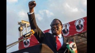 Photo de Malawi : à peine élu, le président Lazarus Chakwera nomme ses proches…la population s'indigne