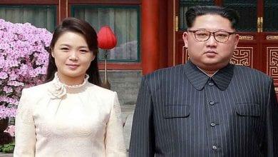Photo de Kim Jong-un: sa femme devenue la cible des caricatures dégoûtantes