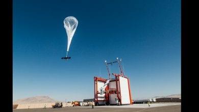 Photo de Kenya : lancement du tout premier service internet alimenté par un ballon en Afrique (vidéo)