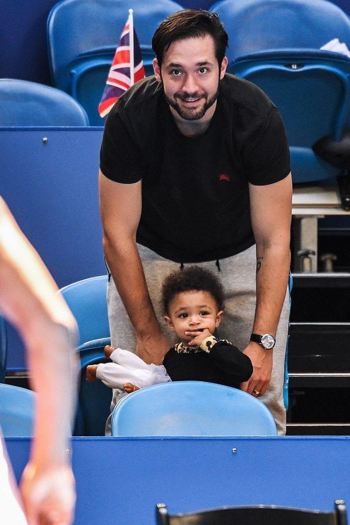 Serena Williams: À 2 ans, sa fille devient la plus jeune propriétaire d'un club